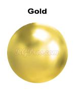 rg convex nailheads gold